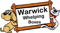 Warwick Whelping Boxes