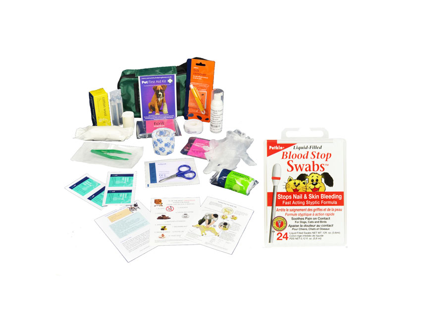 Dogs First Aid Kit Uk